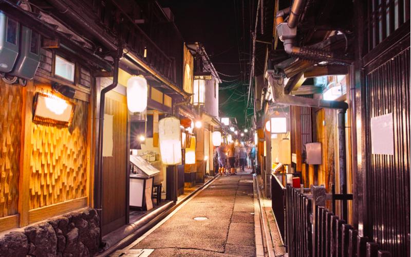 4.「花街」