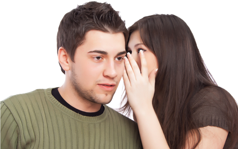 1.過去の恋愛、男はなぜか知りたがる