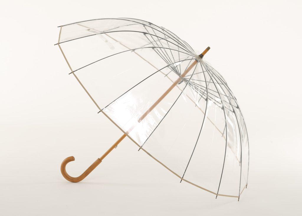 超、超、超、超、超高級なビニール傘!そのお値段と実力はいかに!?