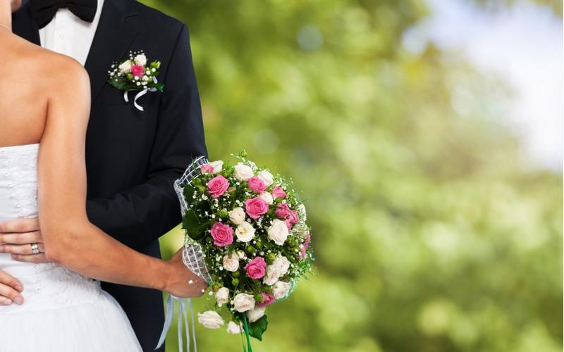 「結婚式にはそこまでこだわらな