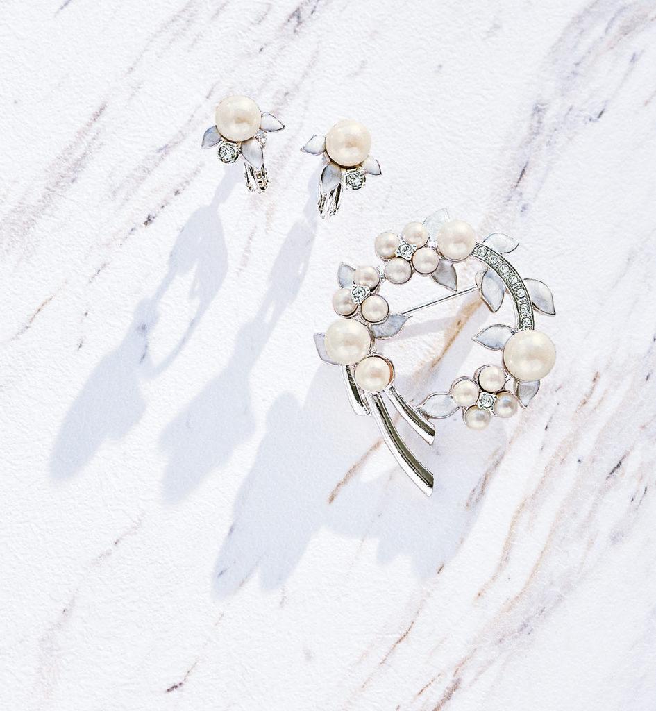 可憐な花をイメージしたカットガ