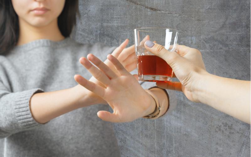 4.お酒とうまく付き合える女性