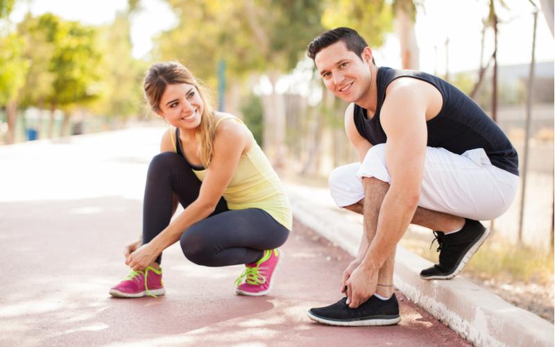 第2位:夫婦でできる運動