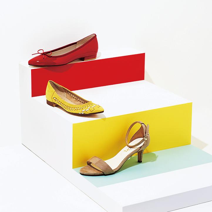 「今欲しい靴が絶対見つかる」と