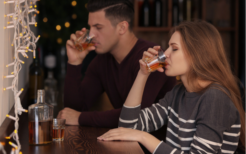 3.お酒と上手に付き合えない女性