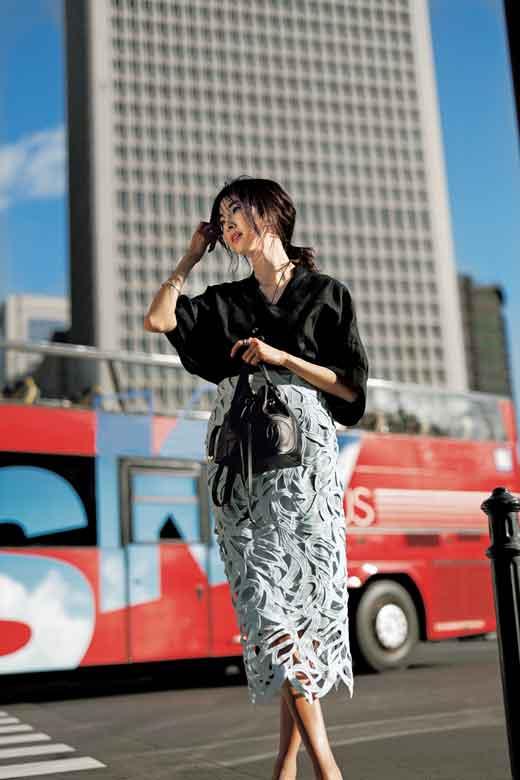 毎日のことだからマンネリしがち…通勤服をアプデする5つのアイディア♡