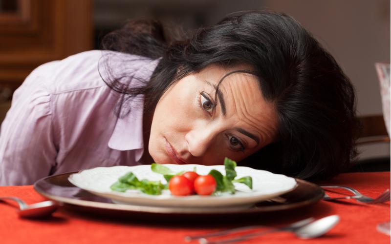 2.「痩せたい」 「ダイエット中」