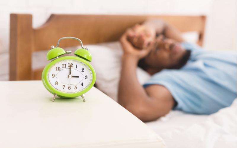 4.「明日起こして~頼んだよ~」
