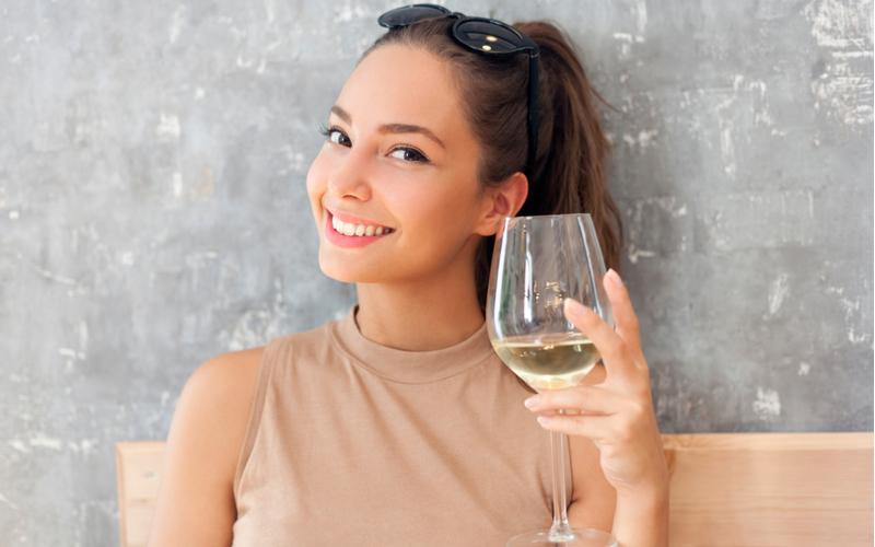 「ワイン好きな僕のために『あな
