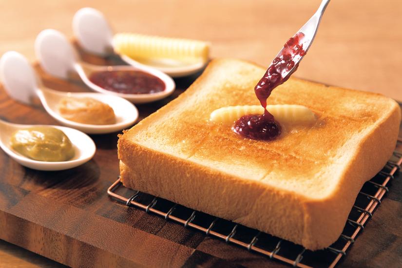 昨年12月にオープンした食パン