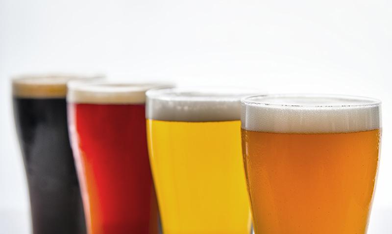ビールと聞いて一般的に浮かぶイ