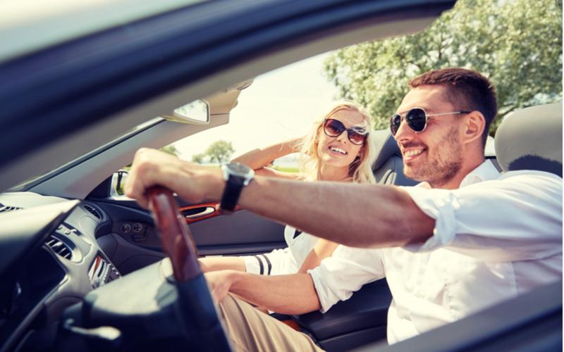 「ドライブデートが一番楽しめて