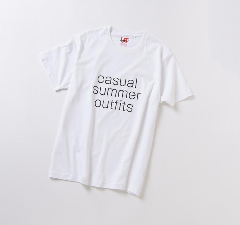 Tシャツ(ホワイト2)