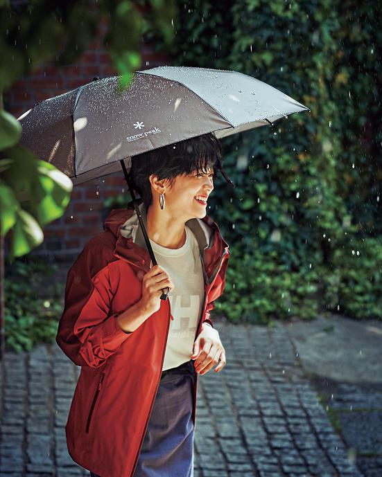 どうせ持つ傘だから、使いたくな