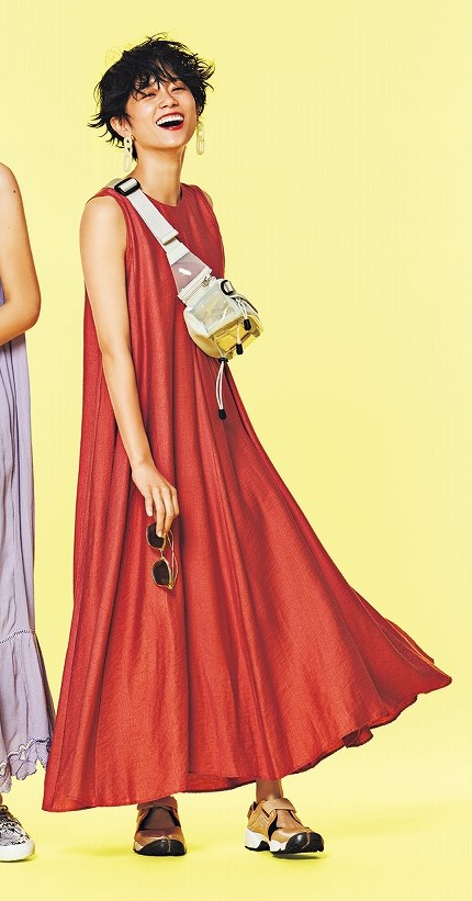 アラサー女子の「フェスの服装」を解決する神コーデ集【便利グッズ10選も】