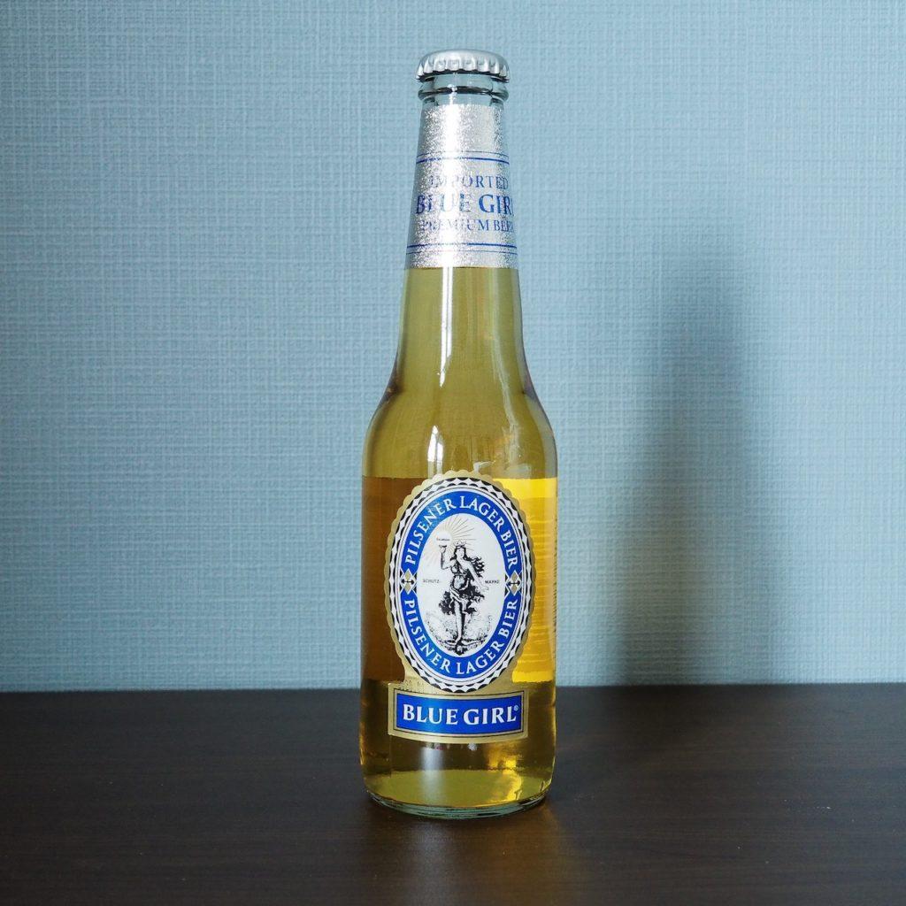 マカオ女子に人気のビール「Bl