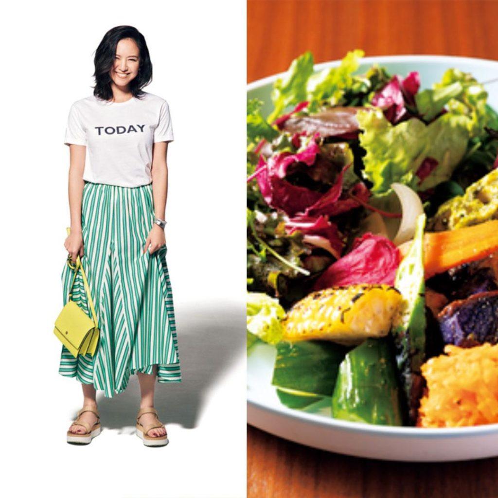 食べちゃいたい♡がキーワードモテ子の鉄則「おいしい色」コーデ5選