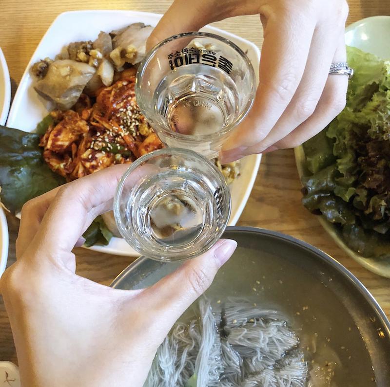 真夏に食べたい!本場韓国の味、「水冷麺」が美味しすぎる!【CLASSY.スタッフが通う・新大久保グルメ】