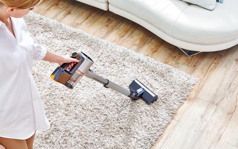 毎日の掃除が「楽」になる コードレス掃除機「LG CordZero™」A9シリーズを1名様に!