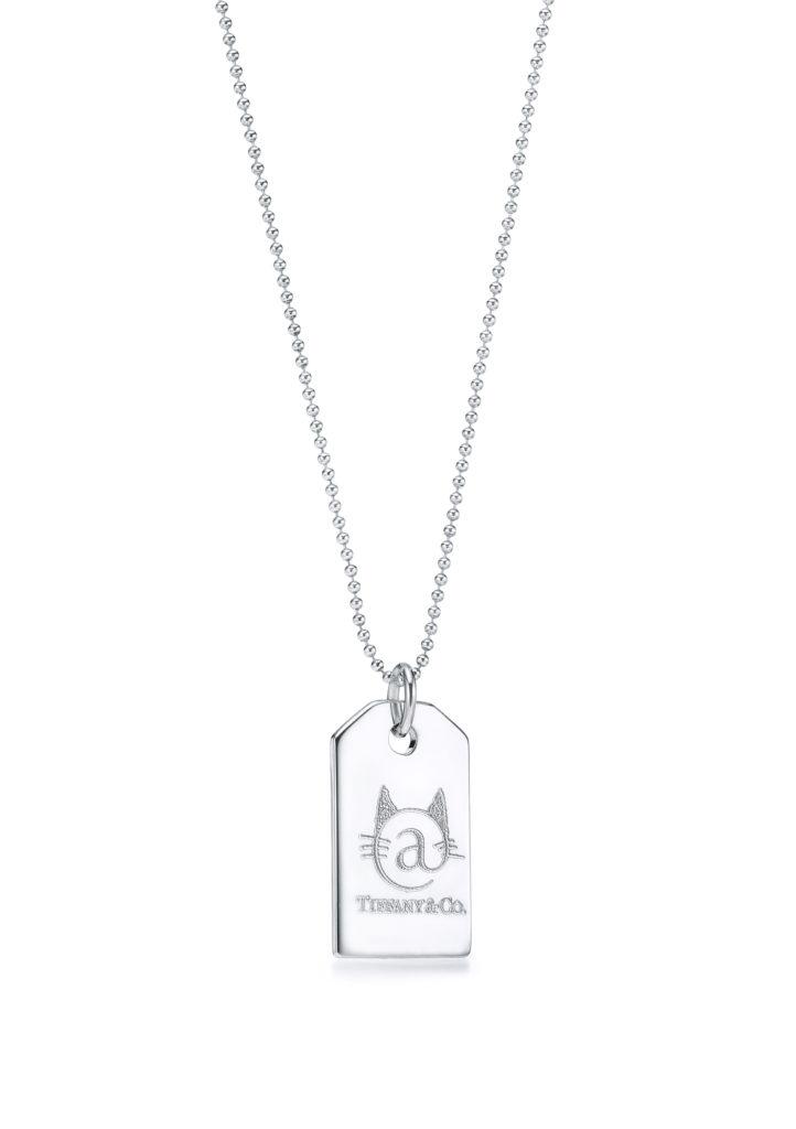 「ティファニー×猫」の数量限定ネックレス第2弾が可愛すぎる!【売り切れ前に要チェック】