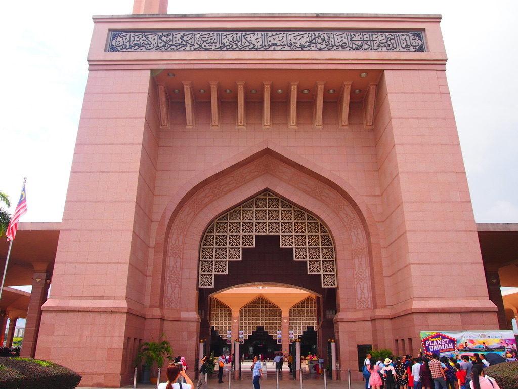 またこのモスクはいつでも入るこ