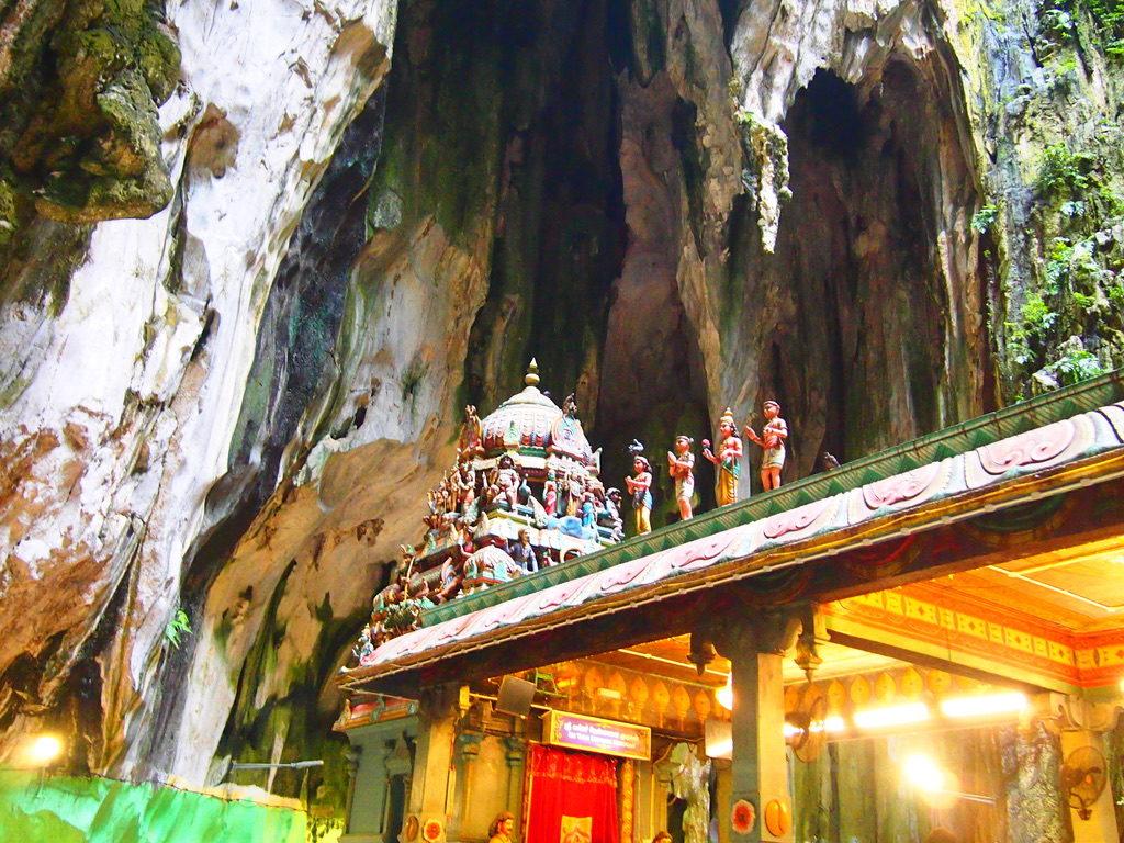 またこのバトゥ洞窟は、毎年1月