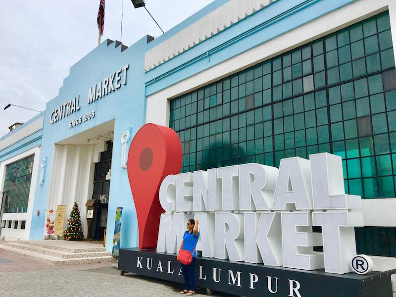 マレーシアらしい珍しいストール