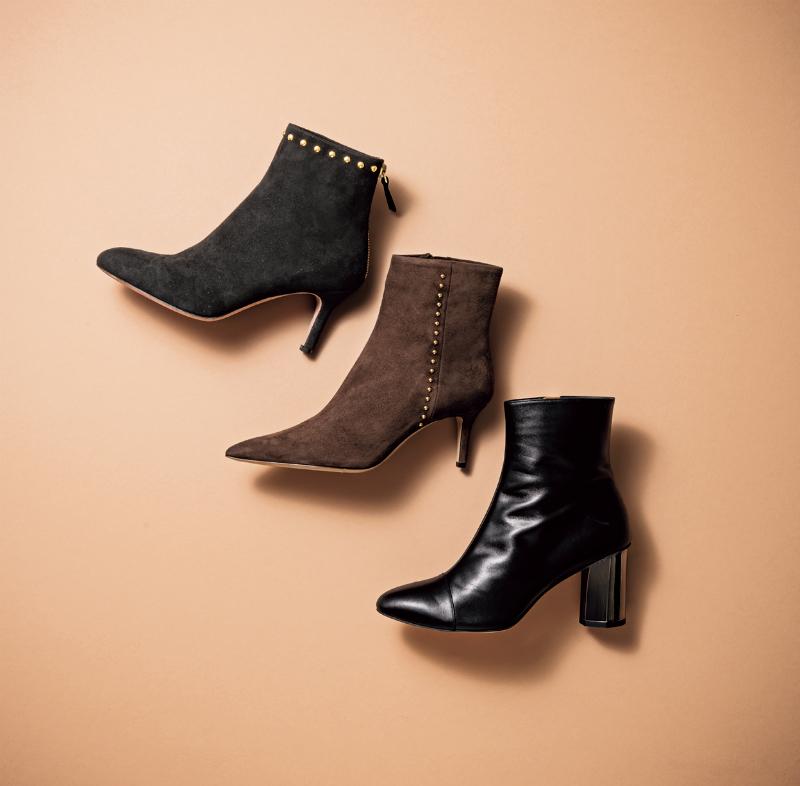 今年のショートブーツ、気になるトレンドは? アラサー世代のブーツコーデ正解例3つ