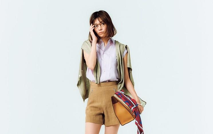 【今日の服装】秋のショーパンコーデを上品に仕上げるアイテムとは?【アラサー女子】
