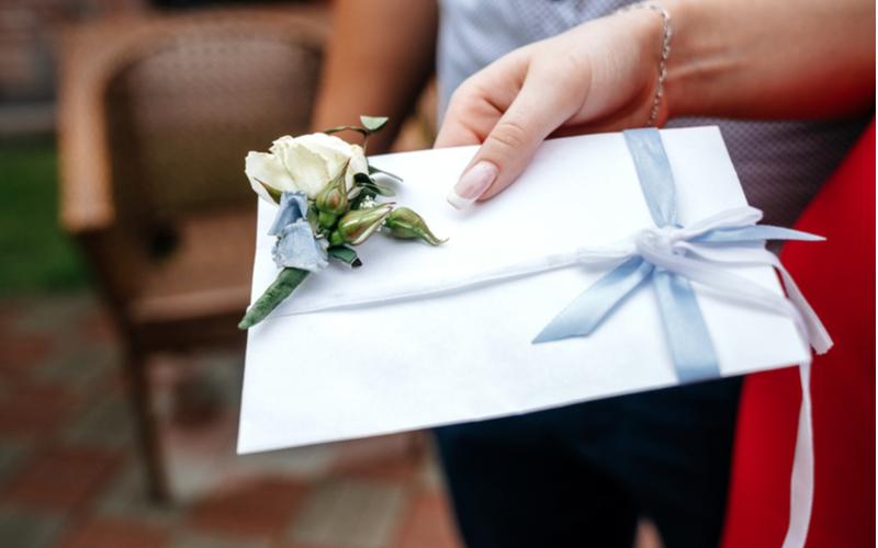 結婚式のご祝儀袋など、お祝いの