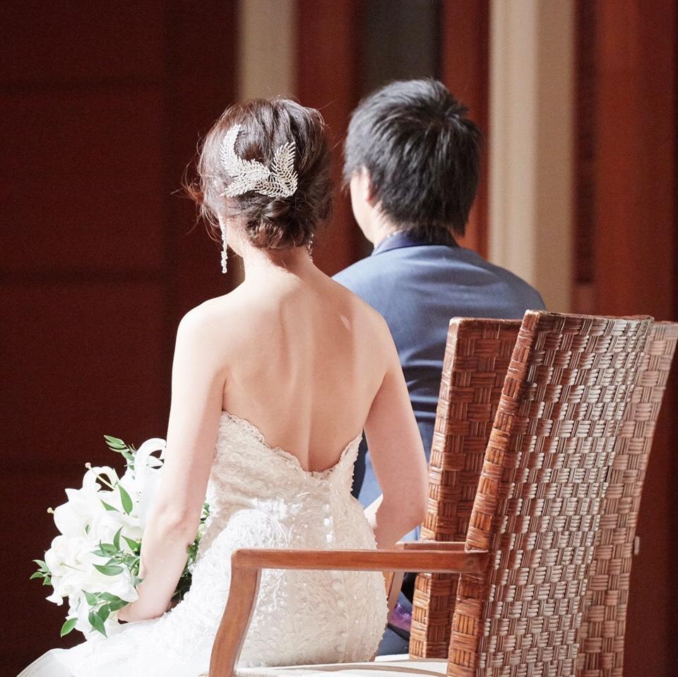 花嫁の場合、ケアするのは圧倒的