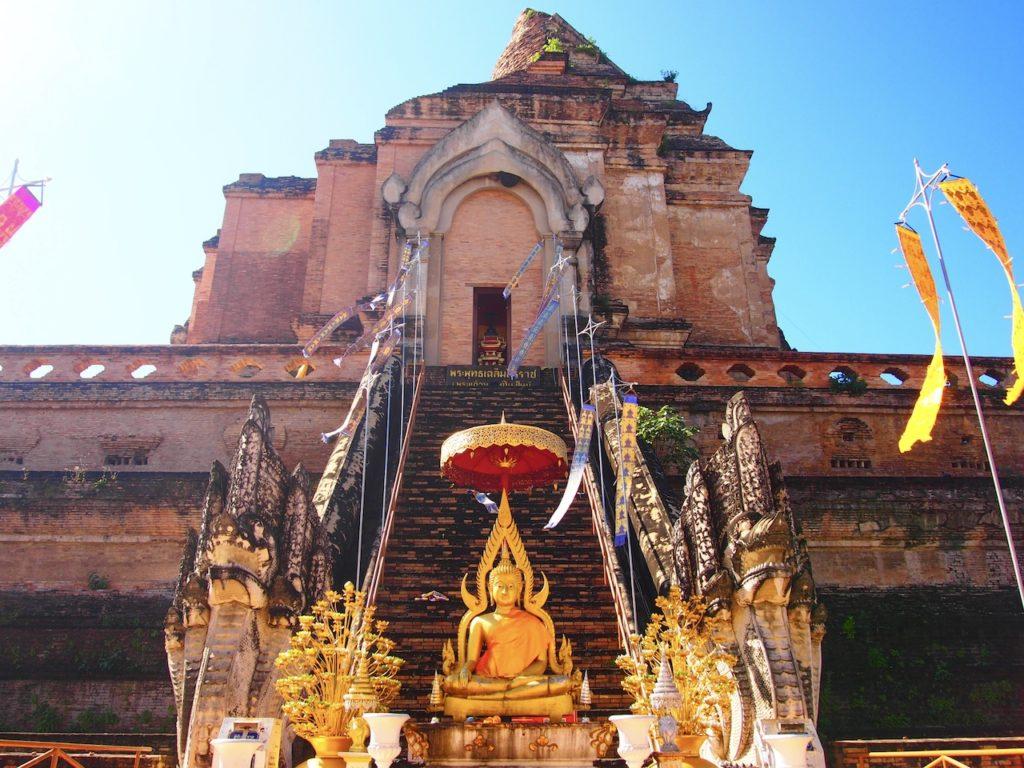 タイと言えばバンコクが有名です