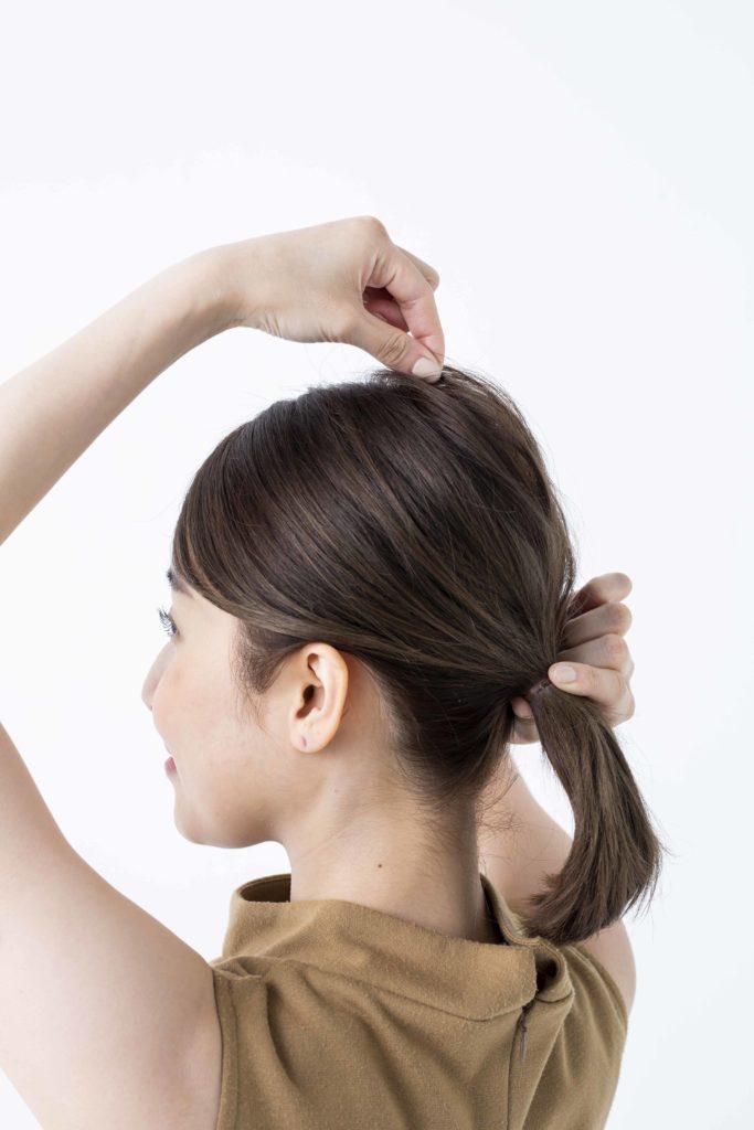毎日のヘアアレンジ、すごく悩み