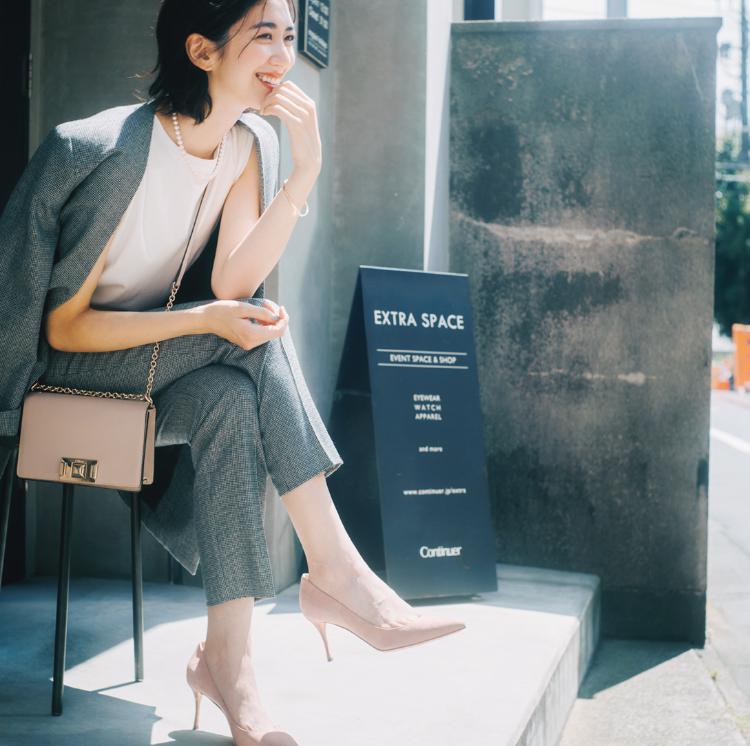 【今日の服装】「デキる女風」ジャケットコーデの正解を発表!【アラサー女子】