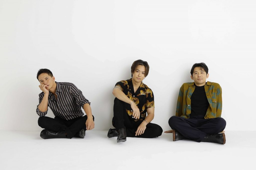 TAKAHIRO、初顔合わせで高嶋政宏さんの髭に驚く【映画『3人の信長』主演3俳優・独占インタビューVol.1】
