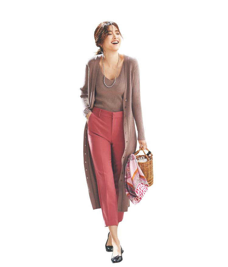 【明日の服装】スタイルアップ確定のモテコーデの極意って?【アラサー女子】
