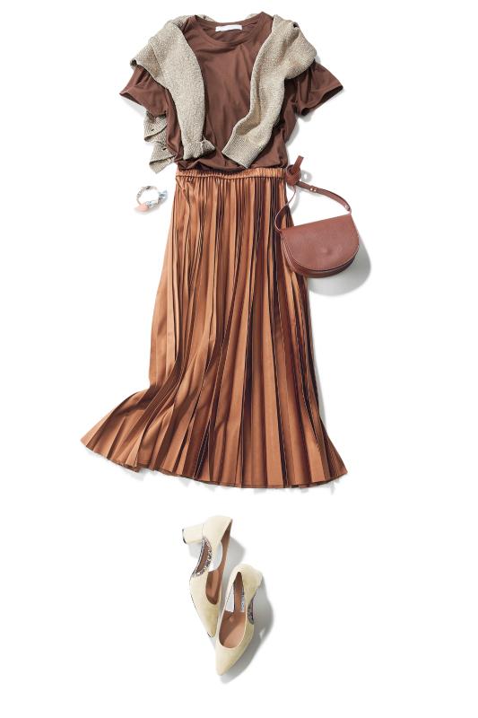 アラサー世代におすすめ!秋のカジュアル通勤服コーデ7選【明日着る服がない】