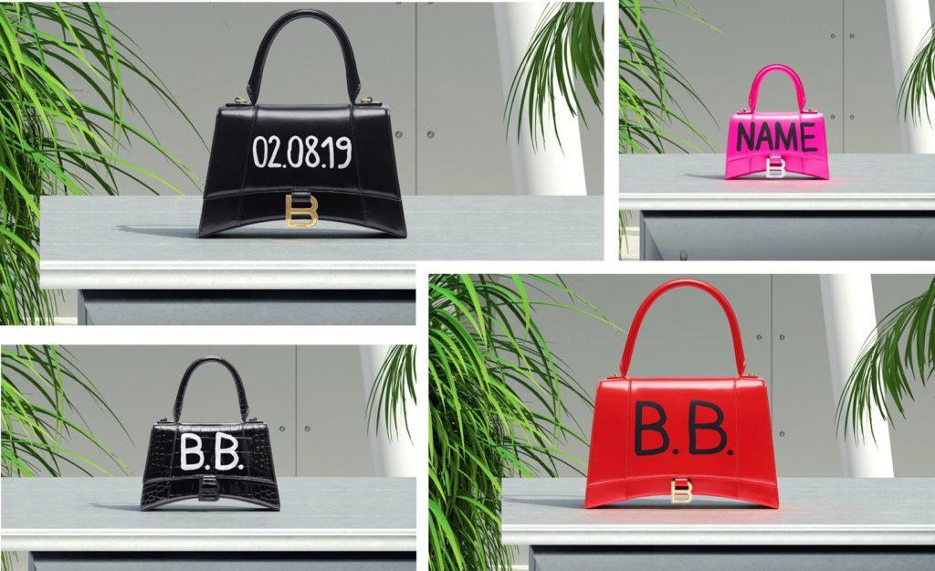 【増税直前】人気ブランド「バレンシアガ」のバッグに、今ならオシャレな名入れが出来る!」