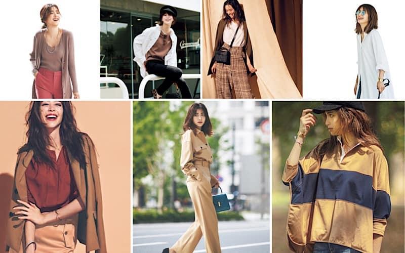 【今週の服装】秋コーデに迷った日に…アラサー世代向けコーデ7選