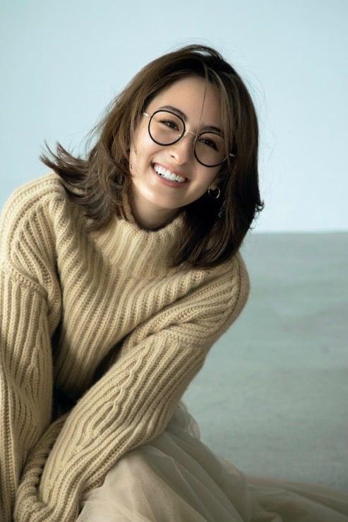 人気モデル・オードリー亜谷香が選ぶ、2019年秋注目の「最旬ニットコーデ」3選