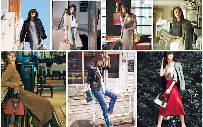 【今週の服装】本格的な秋到来!アラサー向けコーデ7選