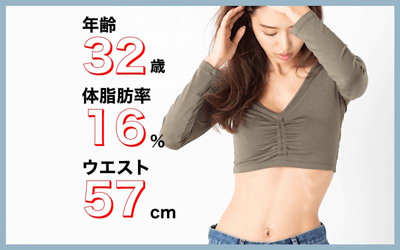 体脂肪16%!ウエスト57cm!奇跡の体型の持ち主、アラサーモデル「加治ひとみ」のスゴさを数値化してみた