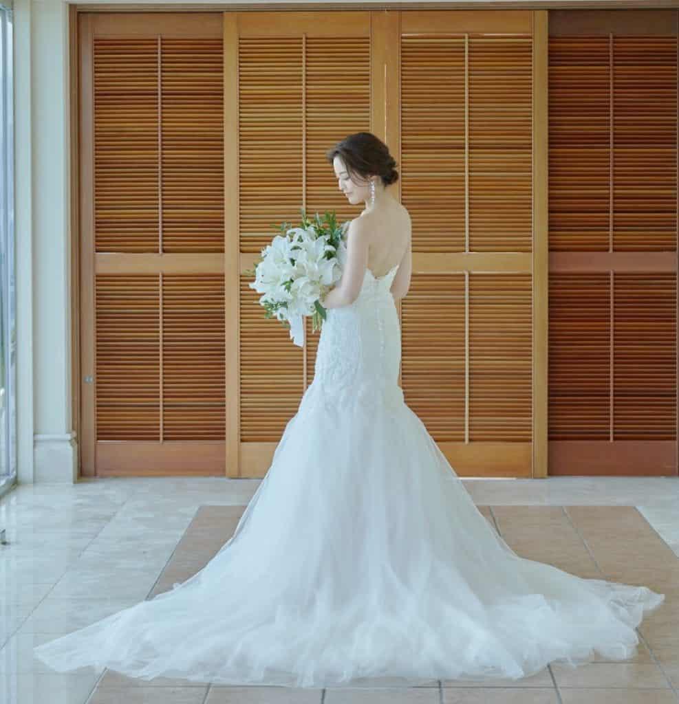 花嫁にとってドレスやブーケや小