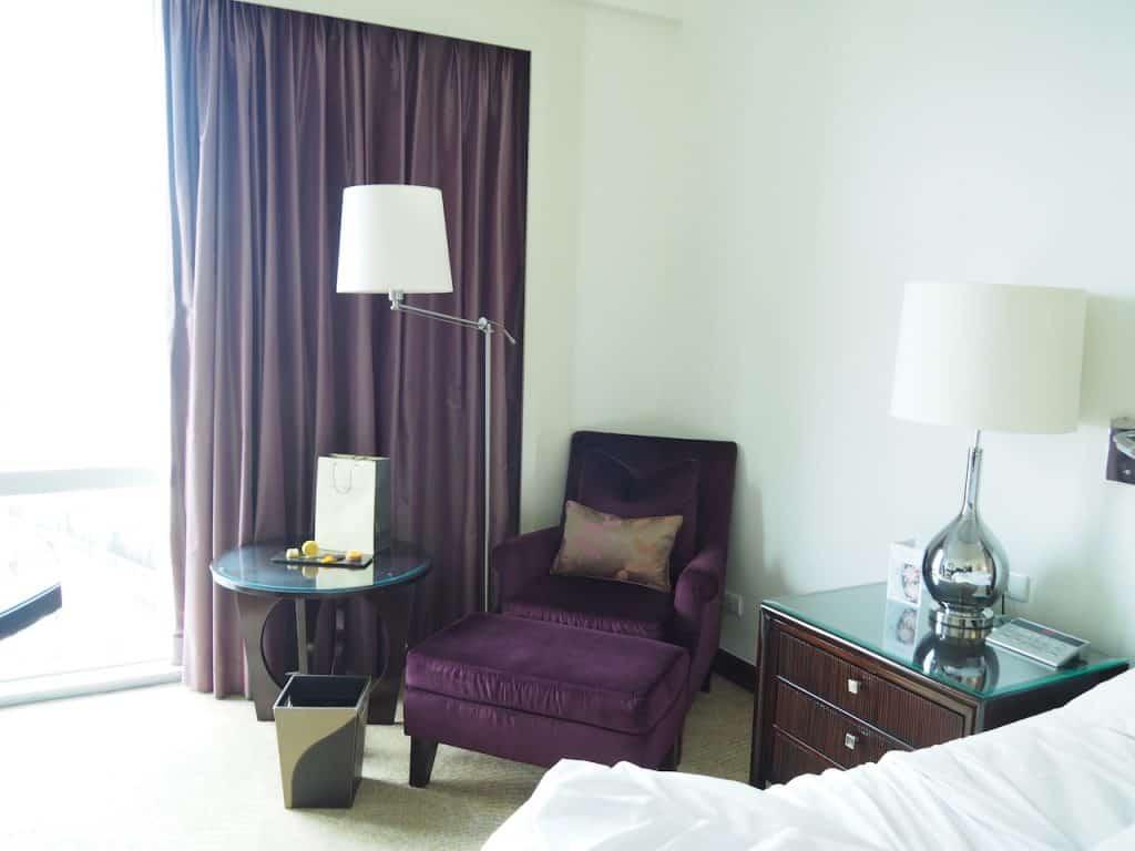 マニラのホテルは「フェアモント