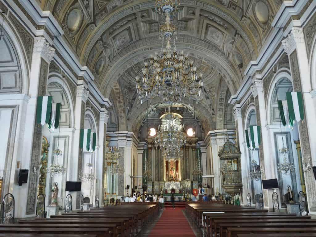 フィリピン最古の地区「イントラ