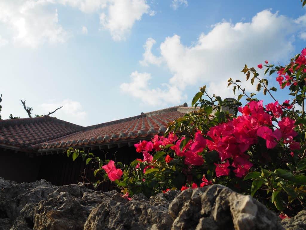 沖縄の原風景を残している竹富島
