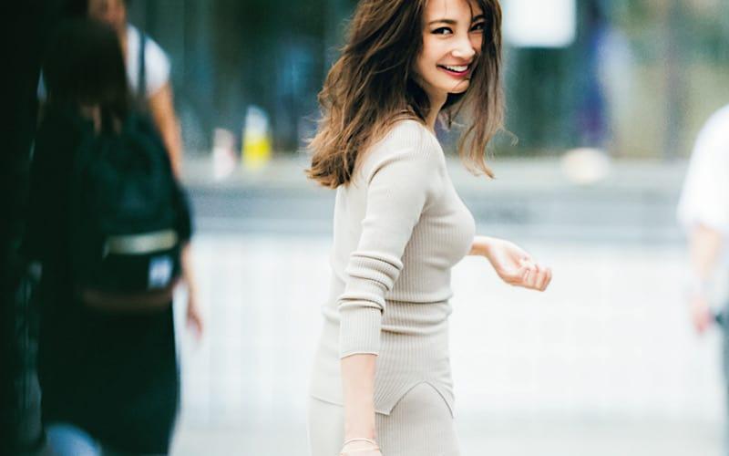 【今日の服装】絶対モテる「ニットスカート」コーデの正解は?【アラサー女子】