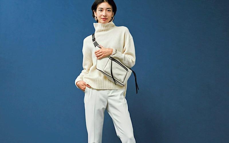 【今日の服装】モテ確実&今っぽいワントーンコーデとは?【アラサー女子】