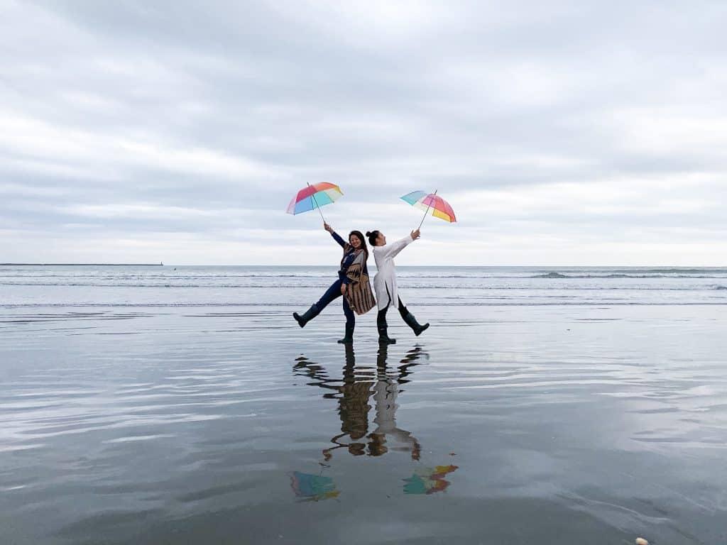 大洗リフレクションビーチは、国