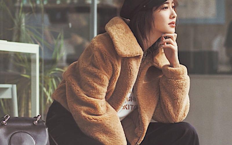 【今日の服装】カジュアルコーデに欠かせない「ムートンアウター」はどう選ぶ?【アラサー女子】